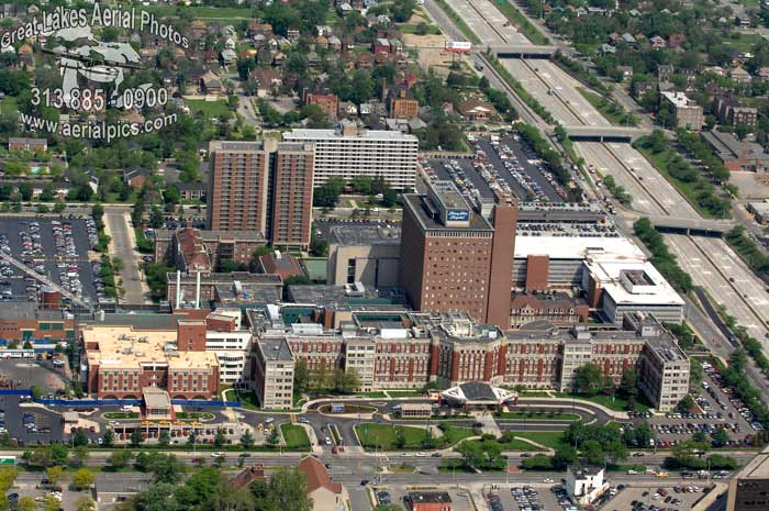 henry ford plans $500m hospital expansion, redevelopment in detroit